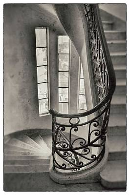Photograph - Palacio Barolo Stairs Buenos Aires by For Ninety One Days
