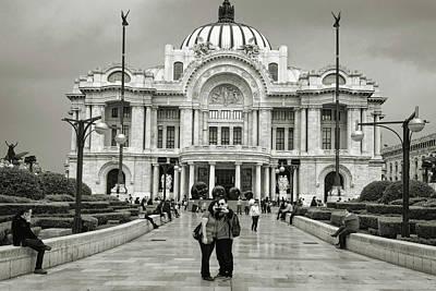 Palacio De Bellas Artes, No. 2 Art Print by Michael Evans