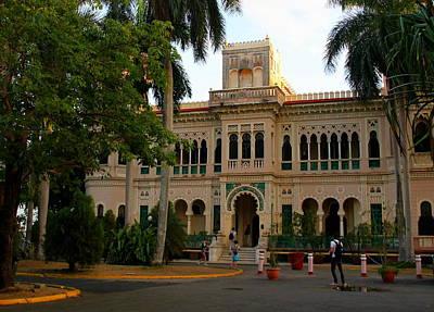 Photograph - Palacio De Valle by Laurel Talabere