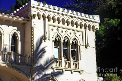Photograph - Palacio Vergara Vina Del Mar by John Rizzuto