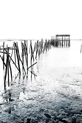 Photograph - Palafitico by Edgar Laureano