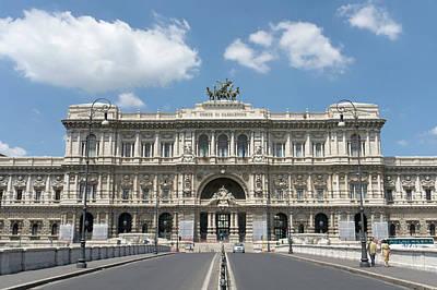 Photograph - Palazzo Di Giustizia by Fabrizio Ruggeri