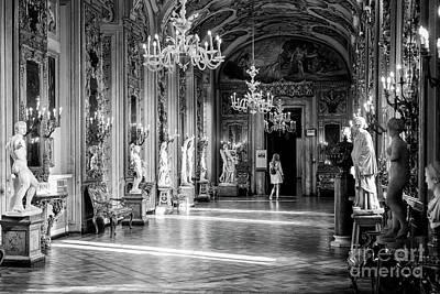Photograph - Palazzo Doria Pamphilj, Rome Italy 2 by Perry Rodriguez