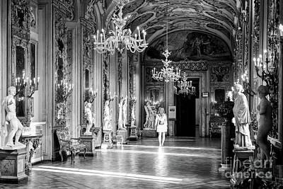 Photograph - Palazzo Doria Pamphilj, Rome Italy by Perry Rodriguez