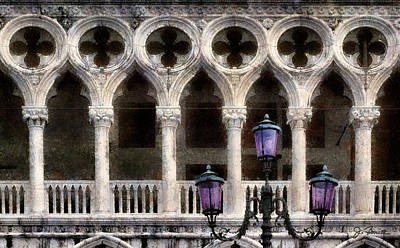 Photograph - Palazzo Ducale by Joe Bonita