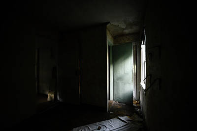 Photograph - Pale Green Door by Geoffrey Coelho