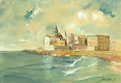Palermo Sicily Italy Original by Juan  Bosco