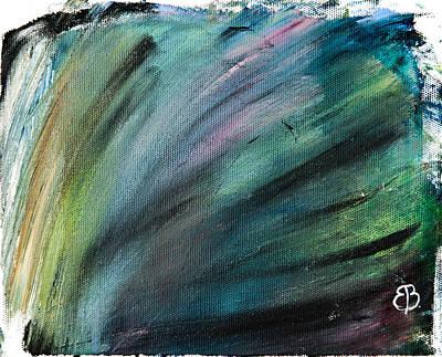 Stylish Painting - Palette by Eva Vladi