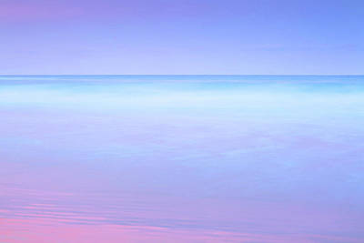 Minimal Photograph - Palette Of Paradise by Az Jackson