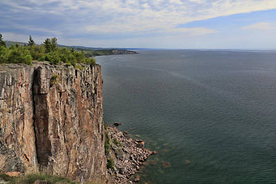 Photograph - Palisade Head North View by Shari Jardina