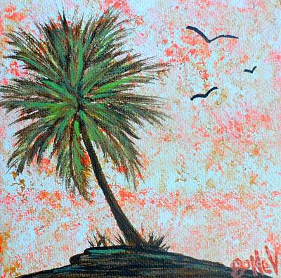 Painting - Palm Day by JoNeL Art