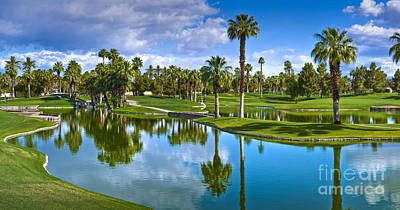 Photograph - Palm Desert  by David Zanzinger