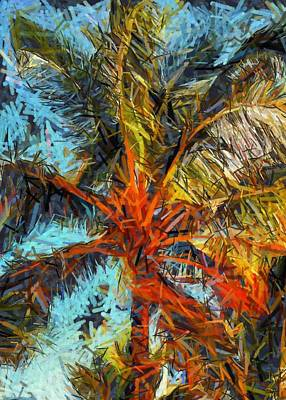 Painting - Palm No. 1 by Lelia DeMello