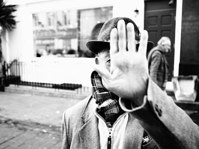 Photograph - Palm Reading by Lee Fennings