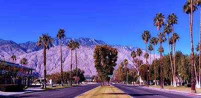 Photograph - Palm Springs California by L O C