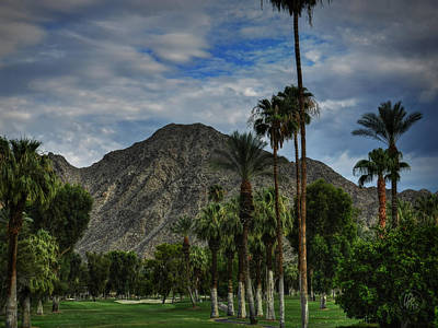 Photograph - Palm Springs Hdr 011 by Lance Vaughn