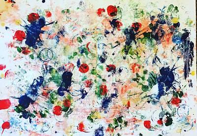 Painting - Palm Springs No 1 by Marita Esteva