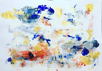 Painting - Palm Springs No 2 by Marita Esteva