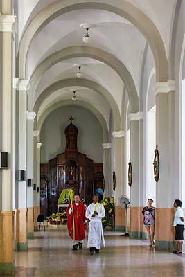 Photograph - Palm Sunday In El Cobre by Dawn Currie