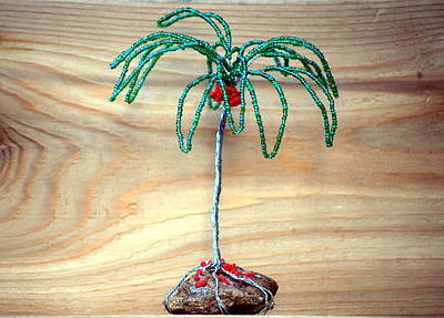 Sculpture - Palm Tree by Gwendolyn Frazier