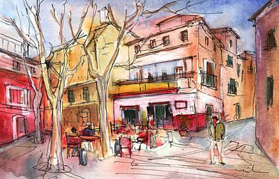 Painting - Palma De Mallorca 01 by Miki De Goodaboom