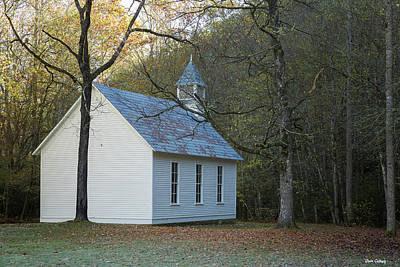 Photograph - Palmer Chapel by Fran Gallogly