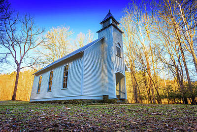 Photograph - Palmer Chapel Methodist Church by Doug Camara