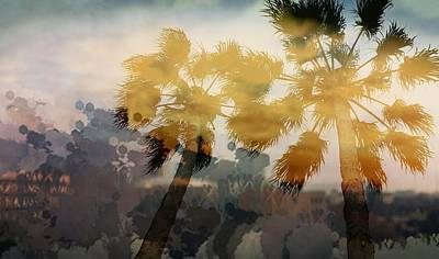 Photograph - Palms by Susan D Moody