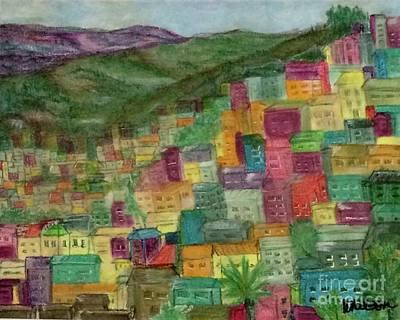 Painting - Palmyra II by Kim Nelson