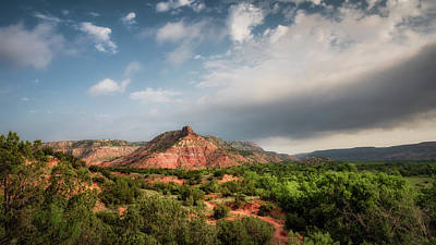Photograph - Palo Duro Canyon by James Barber
