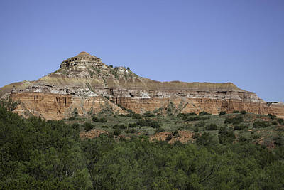 Photograph - Palo Duro Canyon by Scott Sanders