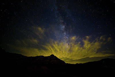 The Beauty Of Photograph - Palo Duro Nights by Stephen Stookey