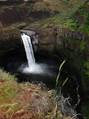 Photograph - Palouse Falls by Jacqueline  DiAnne Wasson