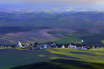 Photograph - Palouse - Cashup - Washington by Nikolyn McDonald