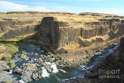 Photograph - Palouse Falls State Park by Frank Townsley