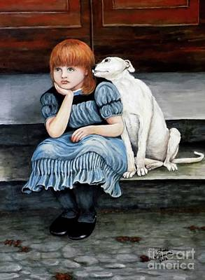 Painting - Pals Forever by Judy Kirouac