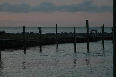 Christmas Christopher And Amanda Elwell - Pamlico Sound Sunset 2017ll by Cathy Lindsey