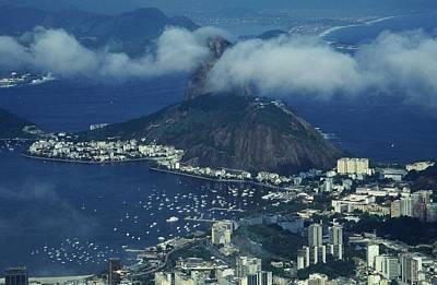 Photograph - Pan De Azucar - Rio De Janeiro by Juergen Weiss