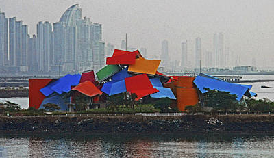 Photograph - Panama 1 by Ron Kandt