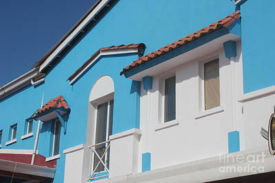 Photograph - Panama Architecture by Wilko Van de Kamp