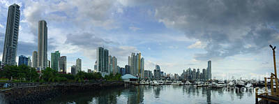 Photograph - Panama City 2 by Andrew Dinh