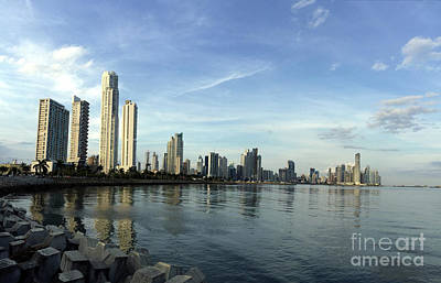 Photograph - Panama City 3 by Andrew Dinh