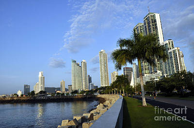 Photograph - Panama City 4 by Andrew Dinh