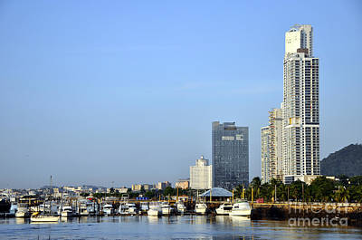 Photograph - Panama City 5 by Andrew Dinh