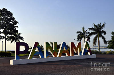 Photograph - Panama City  by Andrew Dinh