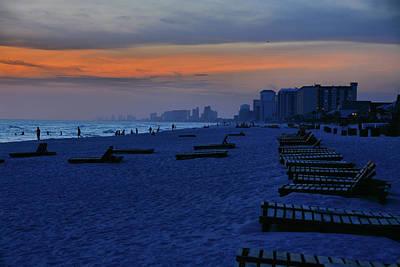 Photograph - Panama City Beach by Ben Prepelka