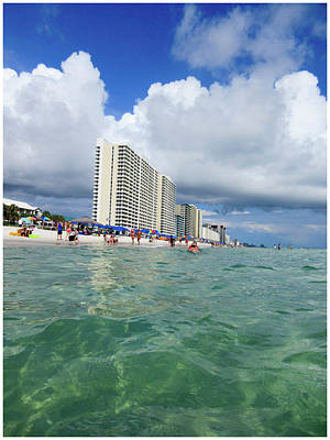 Photograph - Panama City Beach Florida - II by Tony Grider