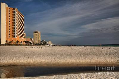 Photograph - Panama City Beach Hotels by Adam Jewell