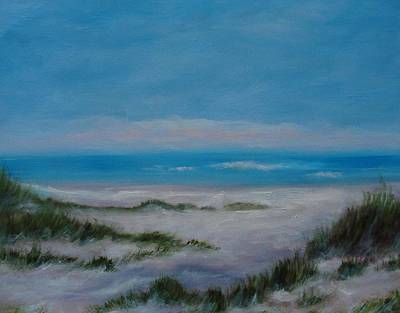 Panama City Beach IIi Colors Of The  Gulf Coast Art Print