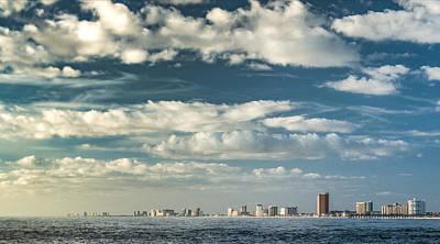 Photograph - Panama City Beach  by Phillip Burrow
